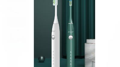 你知道电动牙刷的这些优点吗?