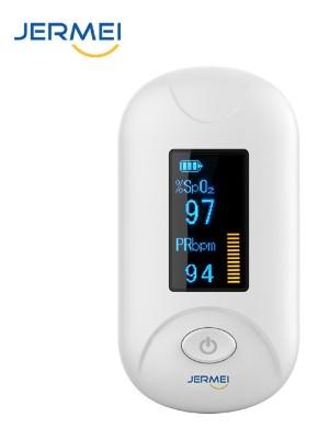 外贸批发血氧仪手指夹式脉搏血氧饱和度监测心率检测仪厂家直销