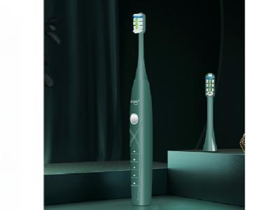 如何使用电动牙刷养成正确的刷牙方法?